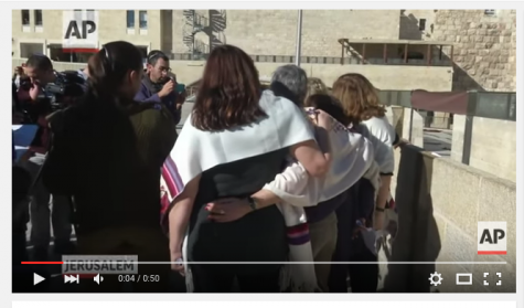 When the Israeli government approved a mixed-gender prayer area at the Kotel, the Associated Press and many other news organizations broadcast the news.