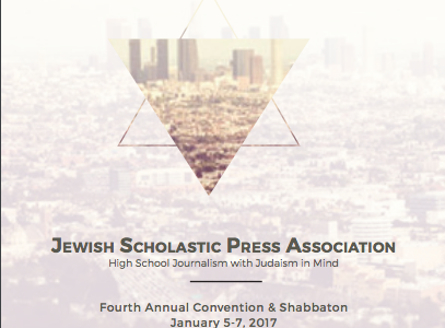 Program and Schedule for JSPA's Fourth Annual Conference and Shabbaton