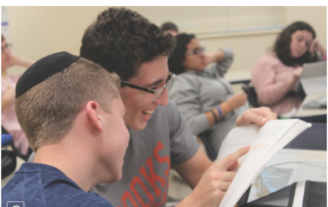 This story from The Lion's Tale, student-run news publications of the Charles E. Smith Jewish Day School, won in both feature and design categories in the Fourth Annual Jewish Scholastic Journalism Awards.