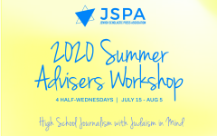 Announcing JSPA's 2020 Summer Advisers Workshop